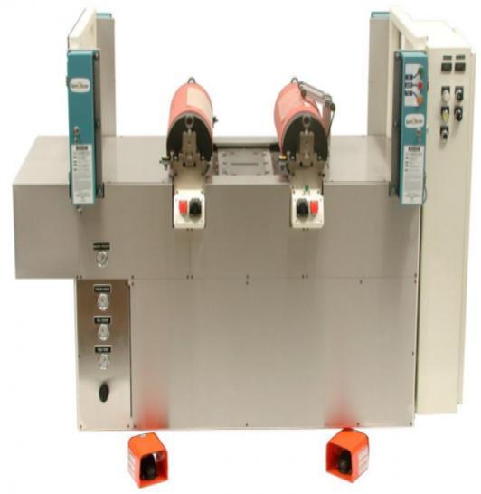 DD-250 Dual Drum Flex Circuit Laminator