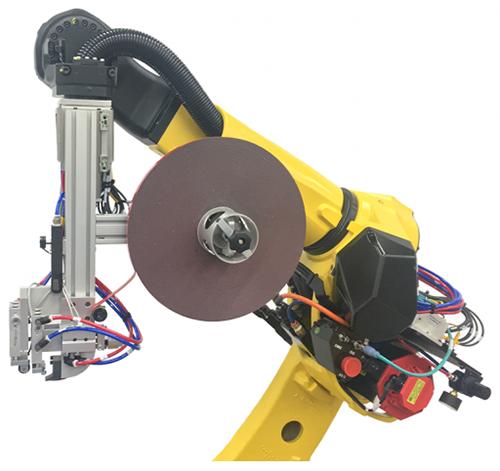 SD-610 Robot-Mounted Tape Applicator