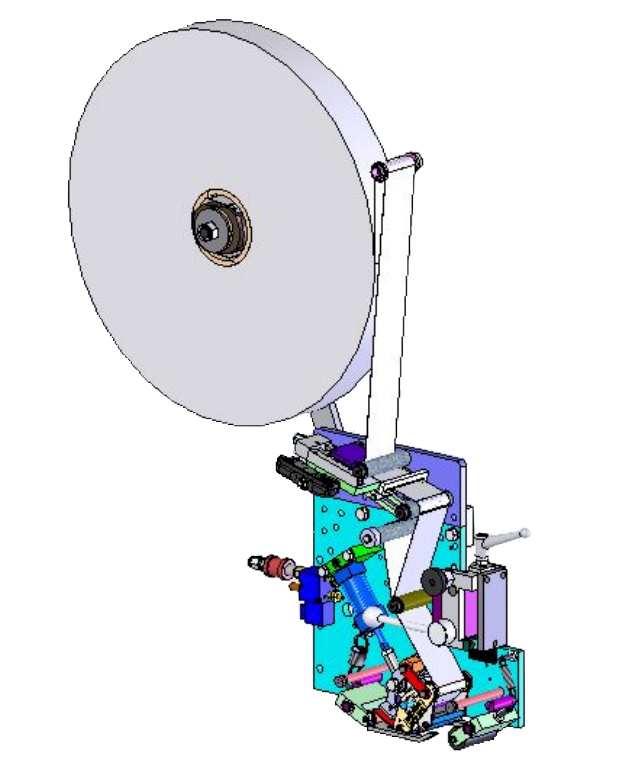 MODEL SD-650 LABEL APPLICATOR KIT